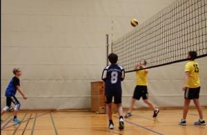 Volleyball Bild Spiel1