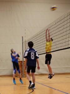 Volleyball Bild Spiel2