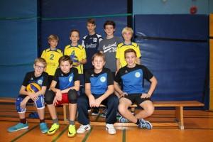 Volleyball Die Mannschaft
